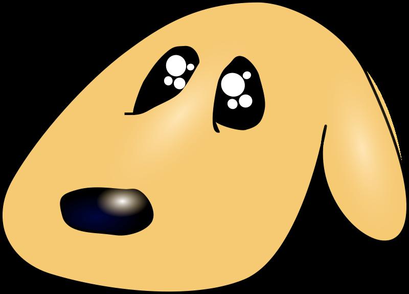 Pets clipart sad #14