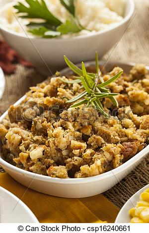Stuffing clipart Thanksgiving Thanksgiving Homemade Made Bread