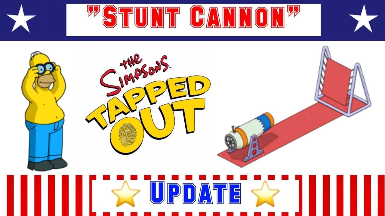 Stunt clipart cannon Cannon