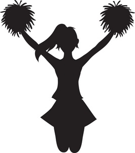 Stunt clipart cheer Cliparts Library Cheer Stunt Clip
