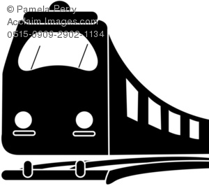 Underground clipart electric train And Black Clipart Free Images