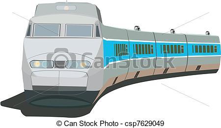 Drawn train passenger train Clipart train passenger passenger clip