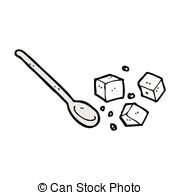 Sugar clipart Comic Stock retro Sugar Illustrations