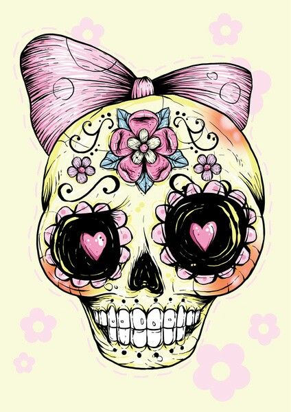 Sugar Skull clipart boy Images Calaveras awesome skull best