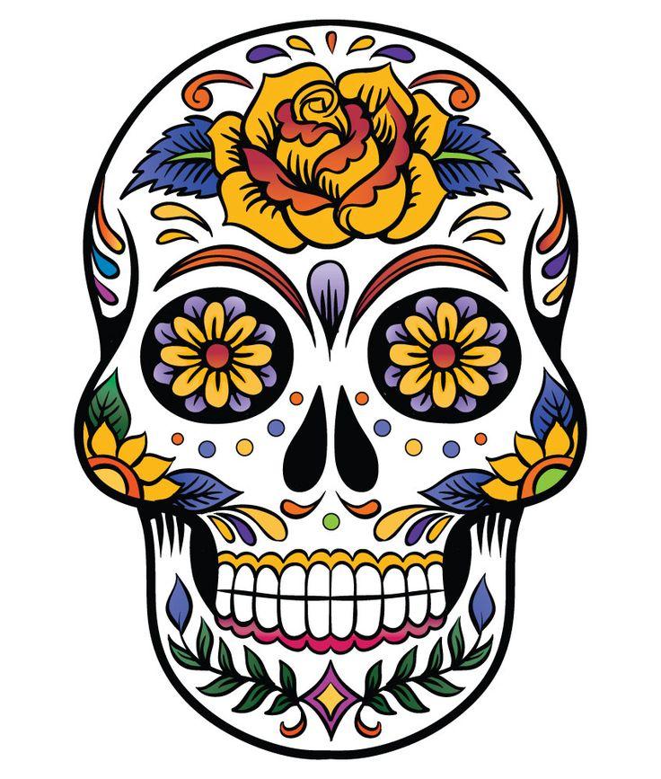 Sugar Skull clipart candy Skull on Skulls I but