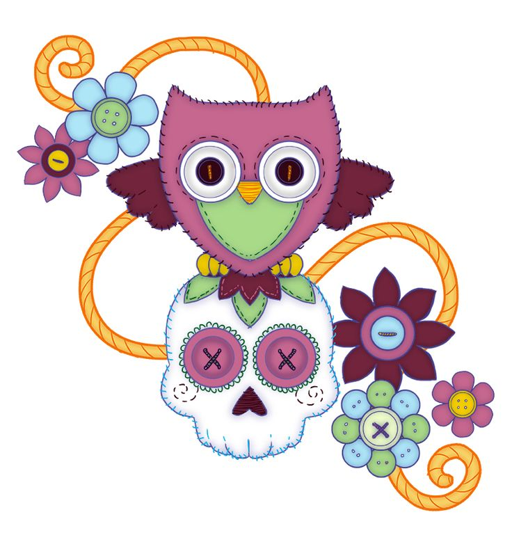 Sugar Skull clipart candy Candy on and more owl