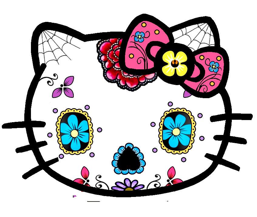 Sugar Skull clipart candy I'm a Skull i'm tattoo