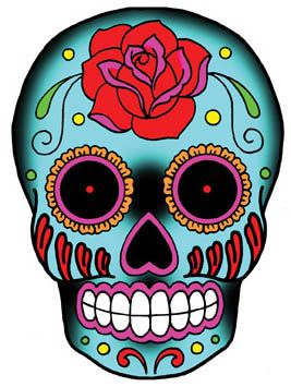Sugar Skull clipart candy On is on Candy skulls