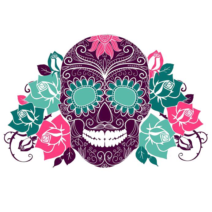 Sugar Skull clipart cinco de mayo Del Promo Fuego content/uploads/ Archives