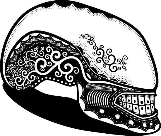 Xenomorph clipart classic Skull Pinterest 109 Sugar images