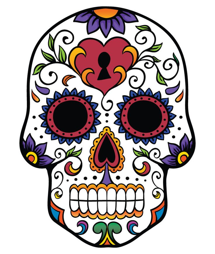 Sugar Skull clipart dotd Sugar of best · Skull