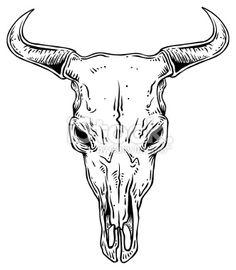 Drawn skull cow Clip collection clipart skull Sugar