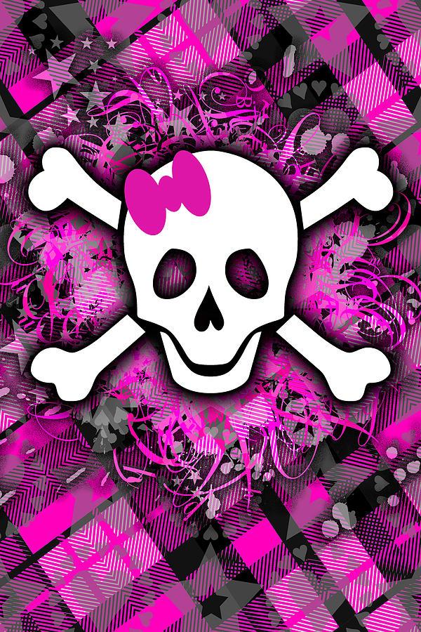Sugar Skull clipart graffiti Plaid Skulls Skull & with