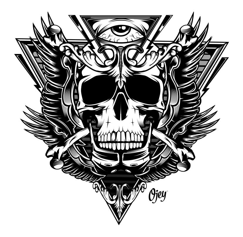 Sugar Skull clipart graffiti Free OF SKULLS TO on