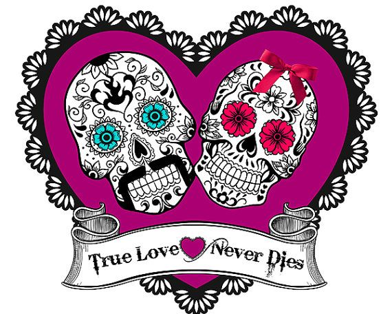 Sugar Skull clipart heart About the 13 wedding images
