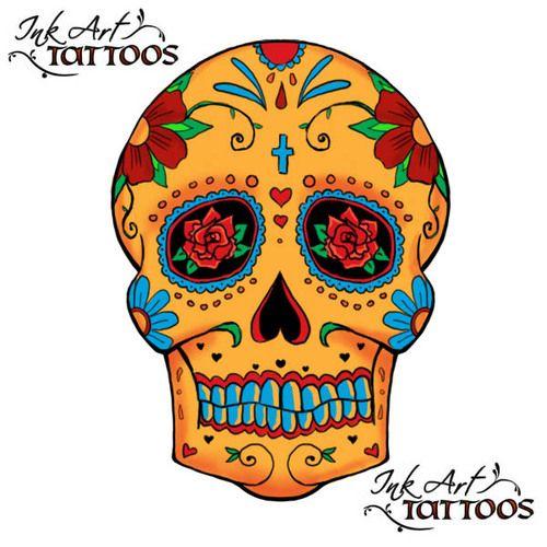 Sugar Skull clipart shugar 46 Google Tattoo  on