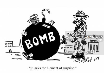 Suicide clipart bomber Cartoons of 4 and 8