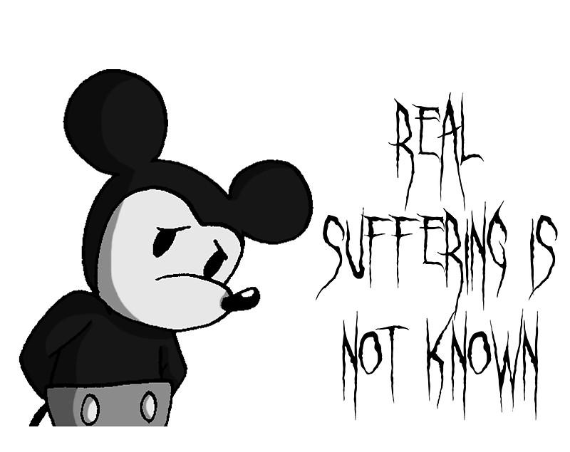 Suicide clipart dead mouse Google mouse con con mouse