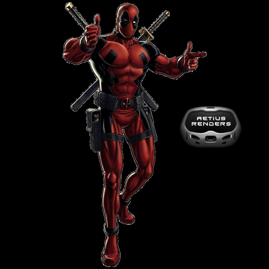 Suicide clipart deadpool (Render) AW #Clip Deadpool *