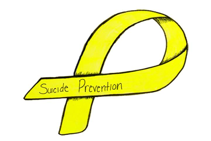 Suicide clipart dedicated Month Approach To Suicide National