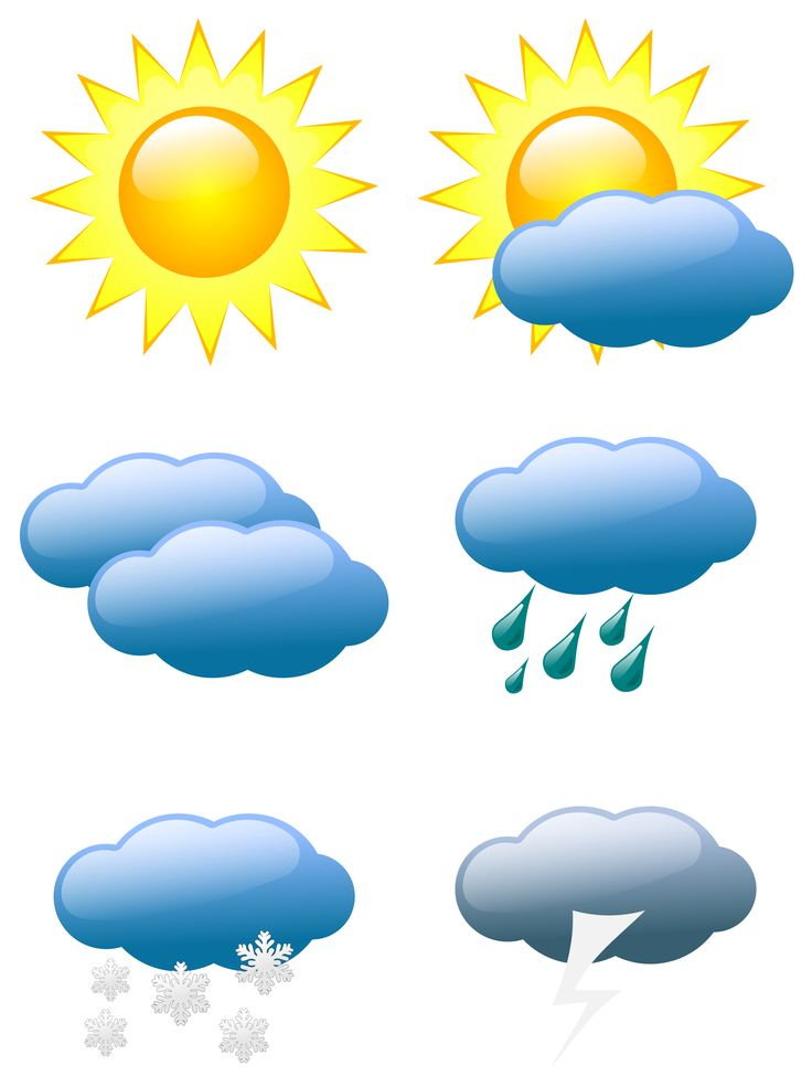 Relax clipart fine weather #3