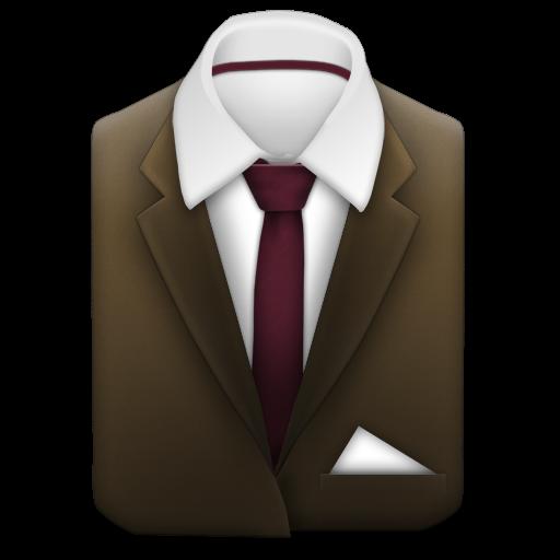 Suit clipart brown Suit Image Manager Format: ClipArt