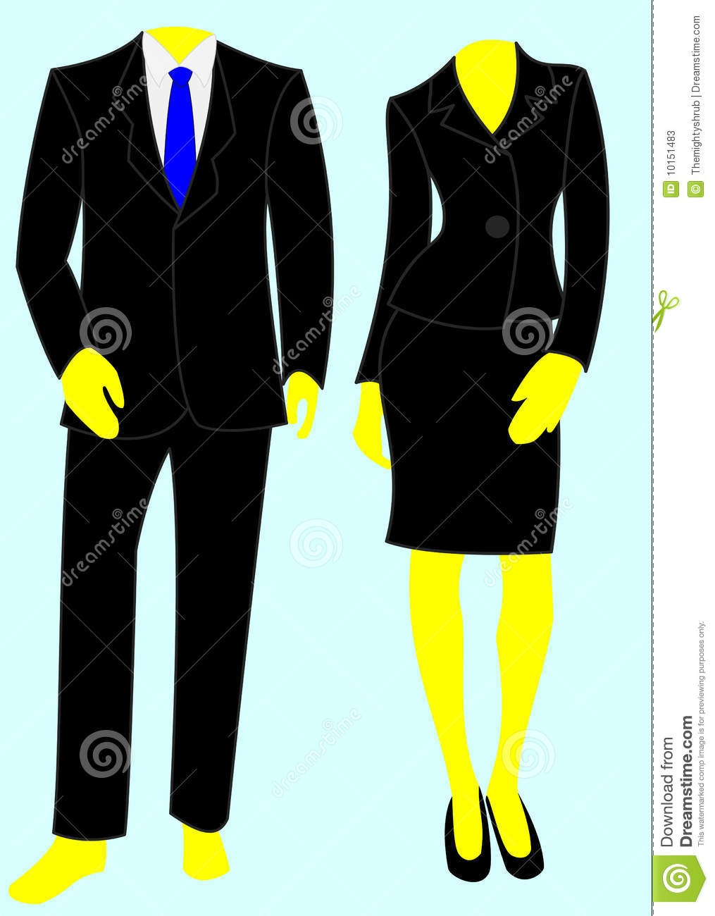 Suit clipart buisness Business business Foto Stock Wearing