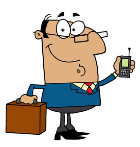 Suit clipart cartoon man Image possibly and Businessman Clipart