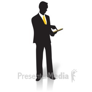 Suit clipart educated person Silhouette Silhouette Clipart School 15003