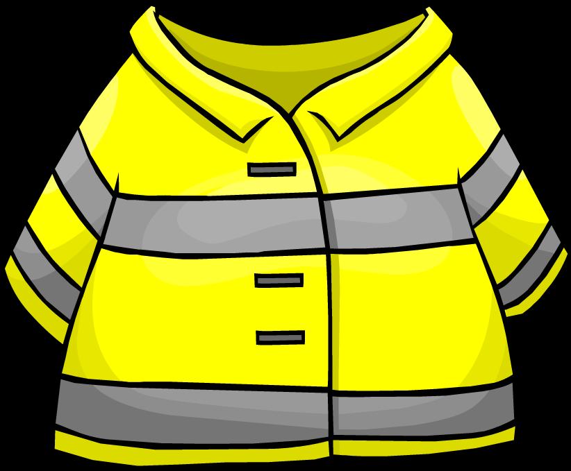 Coat clipart fireman Firefighter FANDOM Firefighter Jacket by