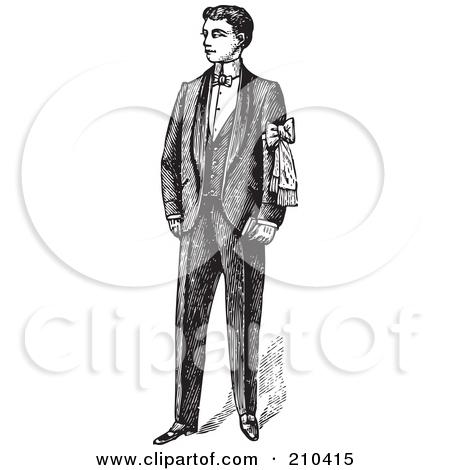 Suit clipart gentleman Panda Images Clipart Clipart Free