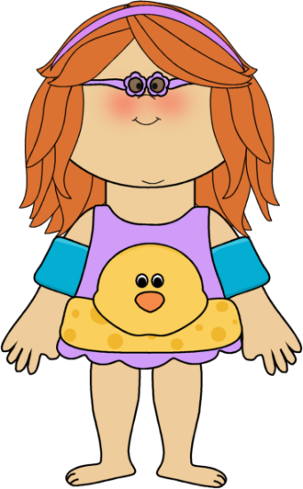 Suit clipart kid Clip clipart collection Girl Swim