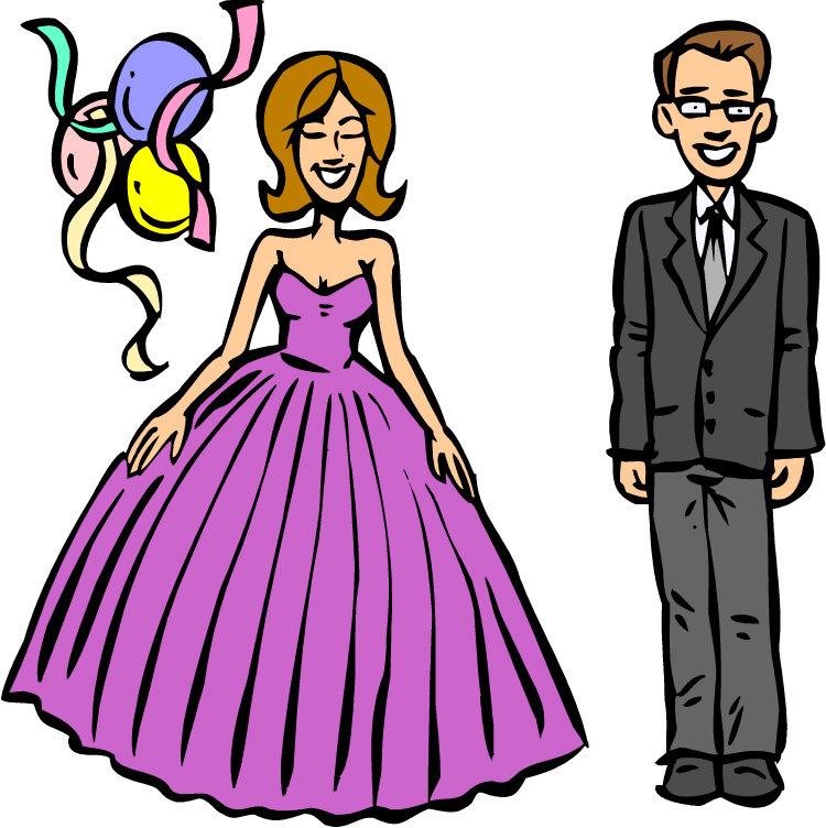 Suit clipart prom Free Art Prom  Prom