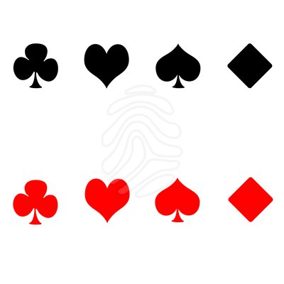 Club clipart playing card suit Card Collection Clipart Clipart suits
