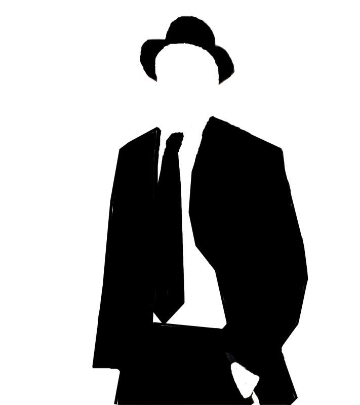 Suit clipart stencil Suit White Stencil man Invisible