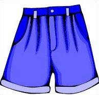Trunk clipart swimming costume #1