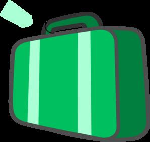 Suitcase clipart Clip  Clker online Suitcase