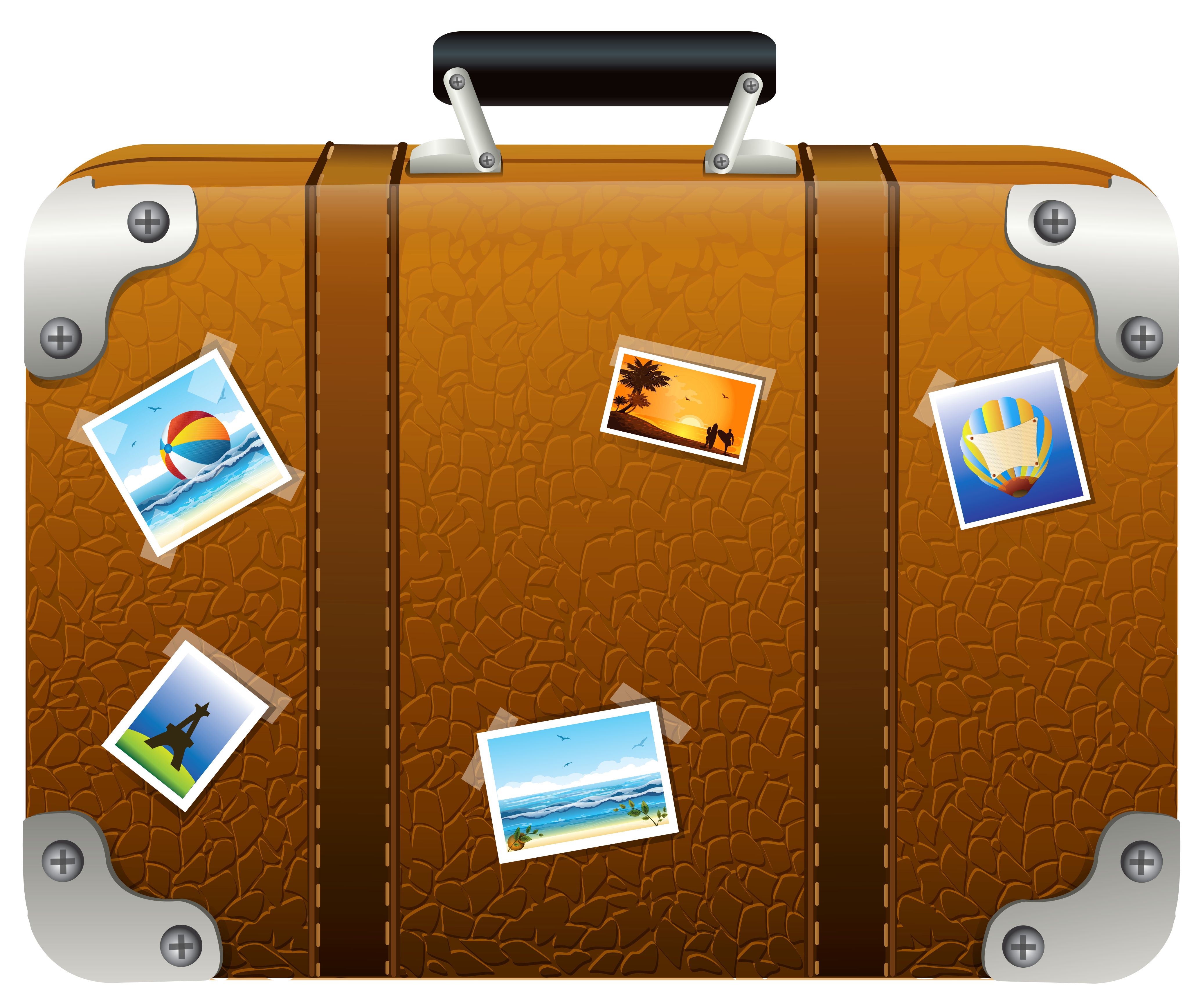 Suitcase clipart Suitcase 3 2 Clip luggage