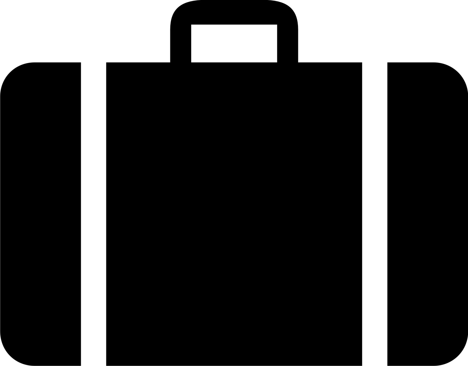 Purse clipart black suitcase Clipart Cliparting Suitcase and luggage