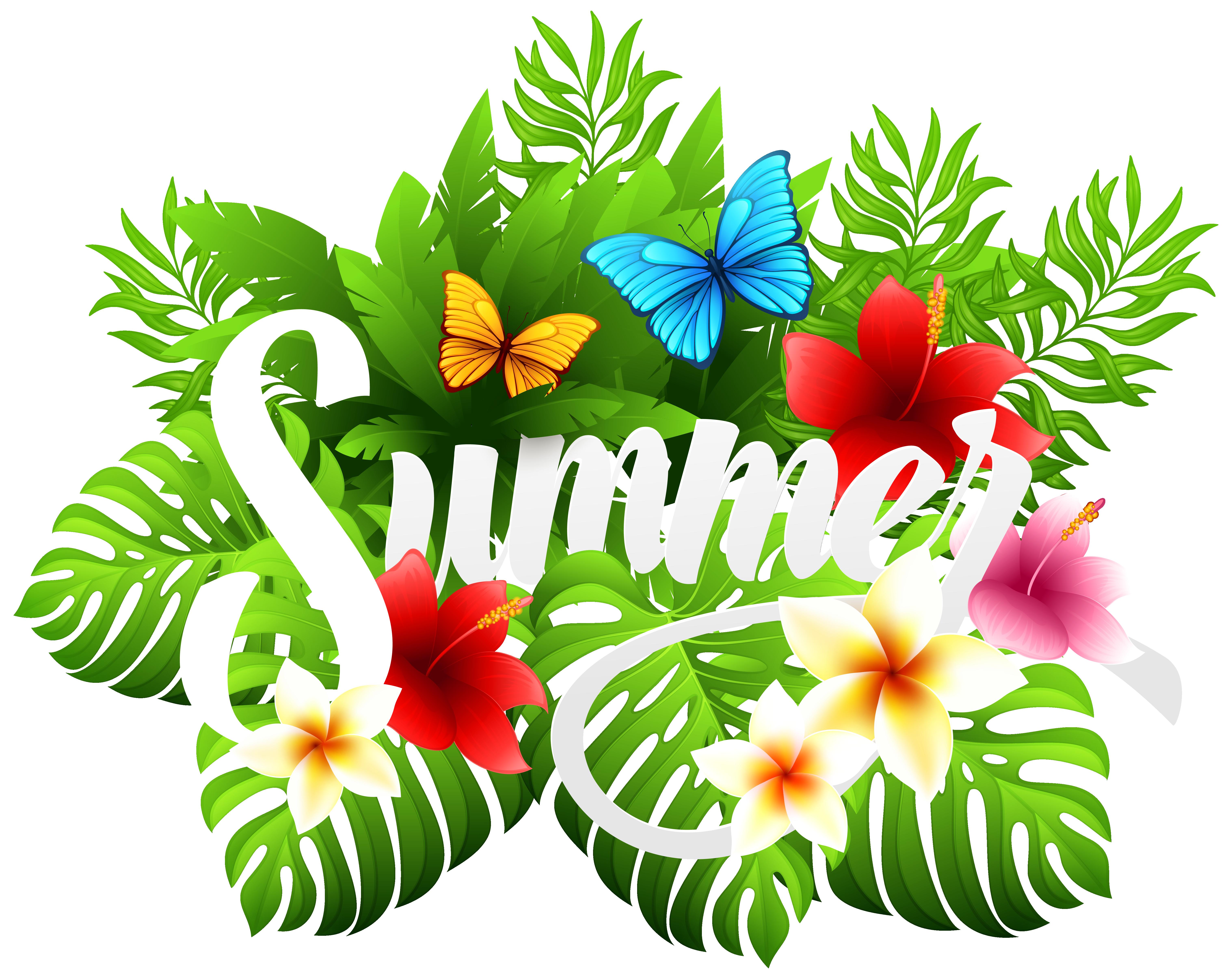 Gallery clipart summer flower Clipart art com Summer images