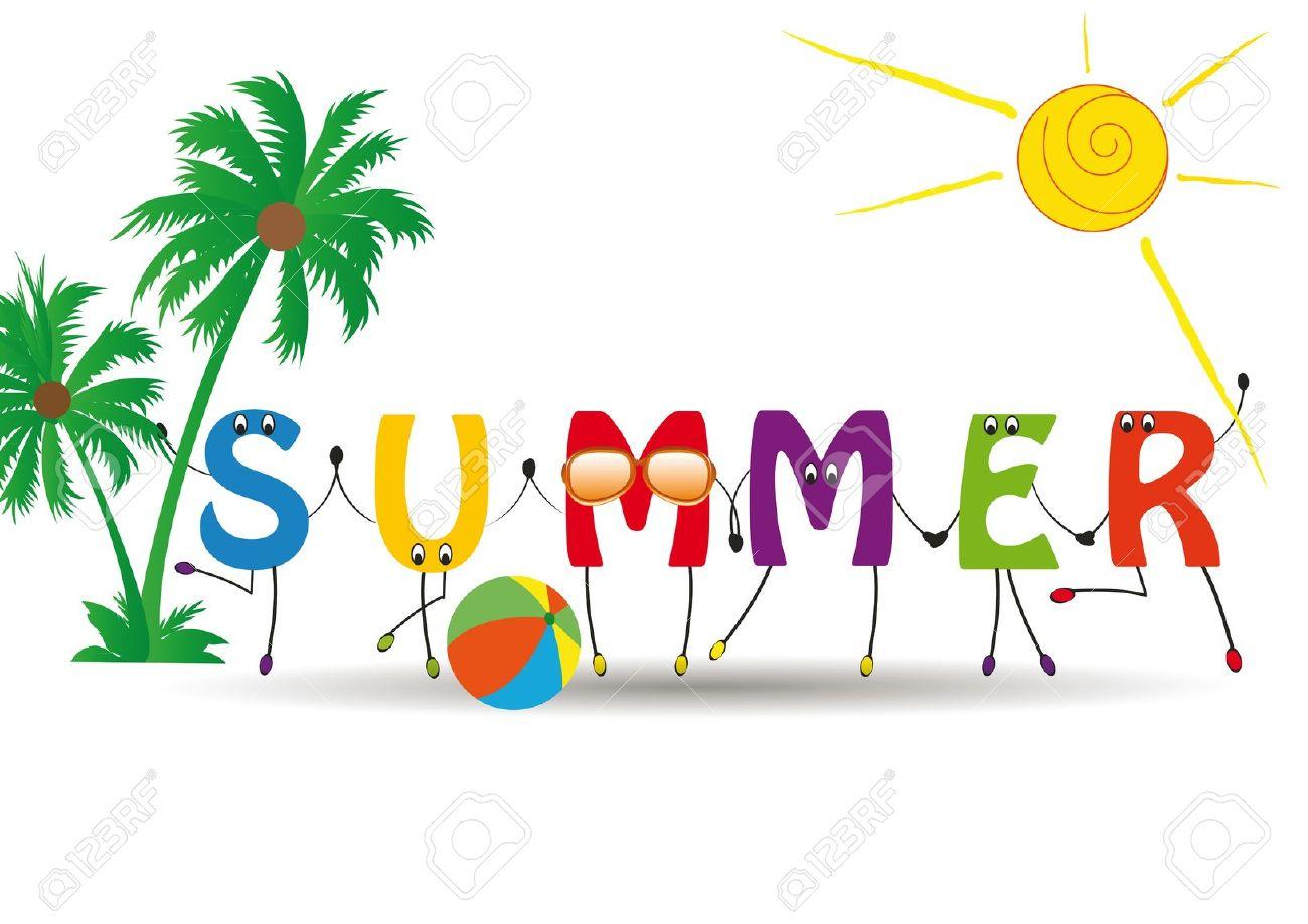 Text clipart summer Summer #2606 com Summer Art