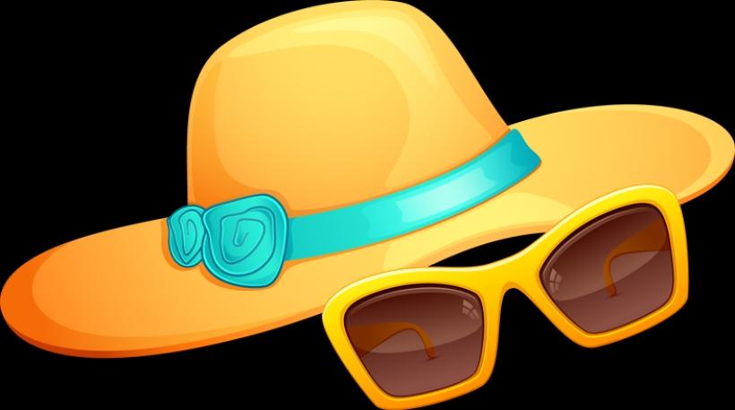 Summer clipart summer shades #10