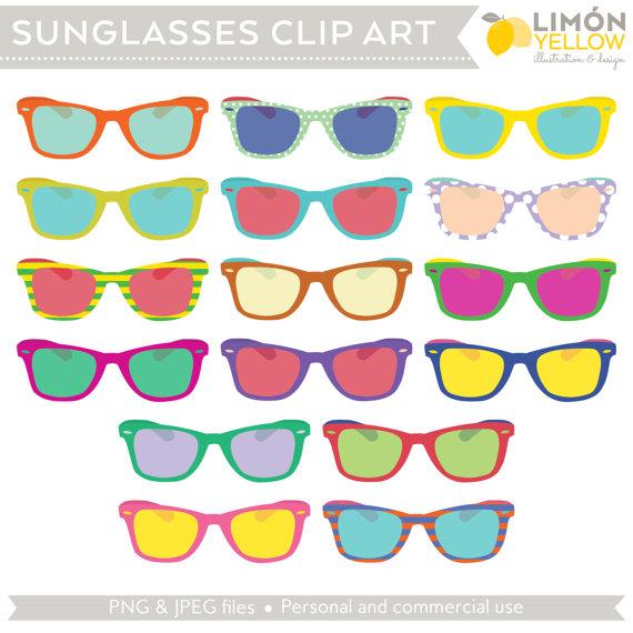 Summer clipart summer shades #9