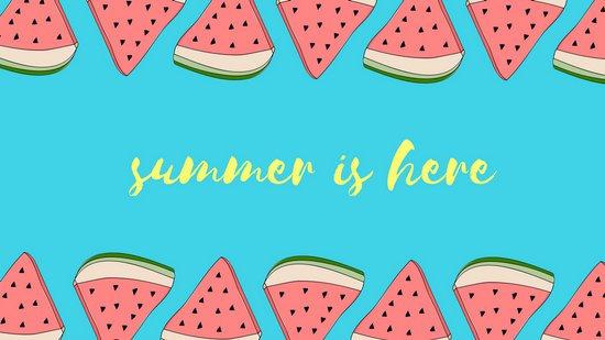 Summer clipart summer wallpaper #14