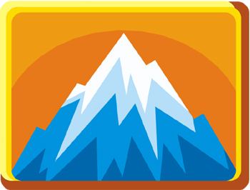Summit clipart mountain trekking Summit Art Summit Clipart Clip