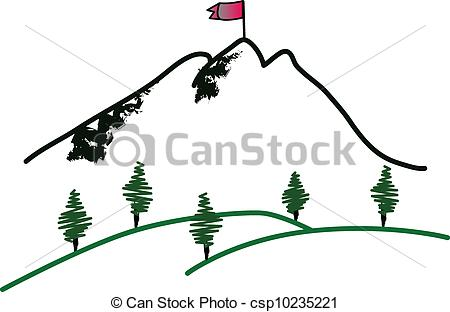 Summit clipart mountain trekking Summit Summit cliparts Clipart