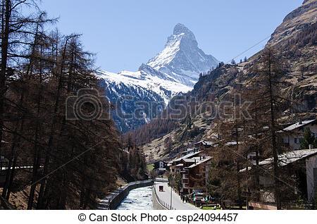 Summit clipart alps Summit Swiss csp24094457 Iconic Alps