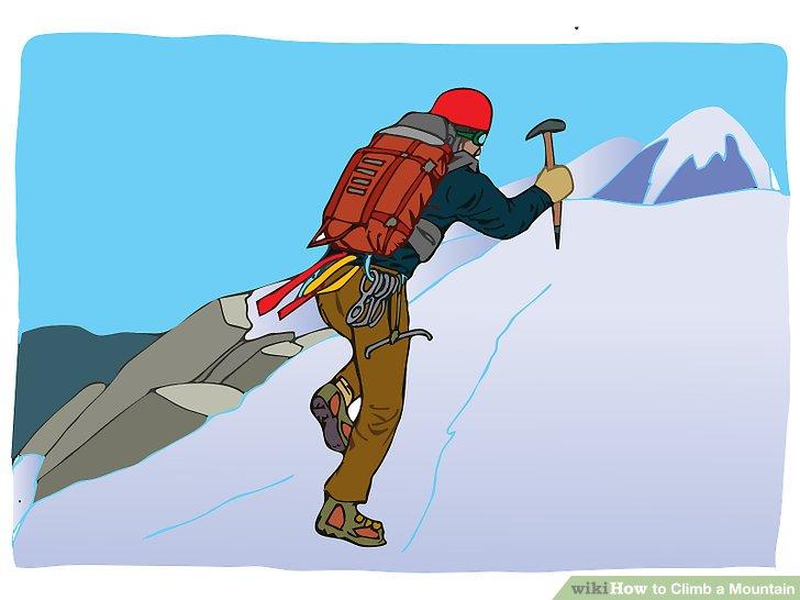 Summit clipart climb mountain Climb How (with Mountain: 568864