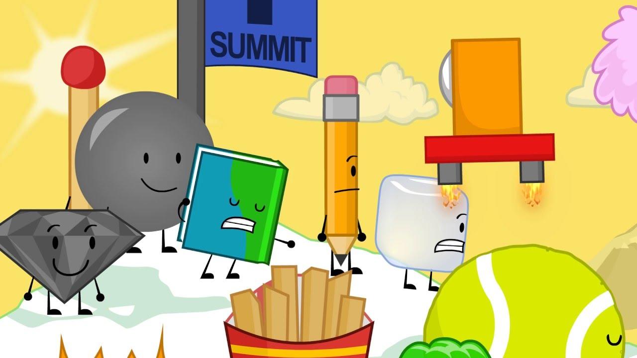 Summit clipart interactive (BFDIA 5e YouTube RE (BFDIA
