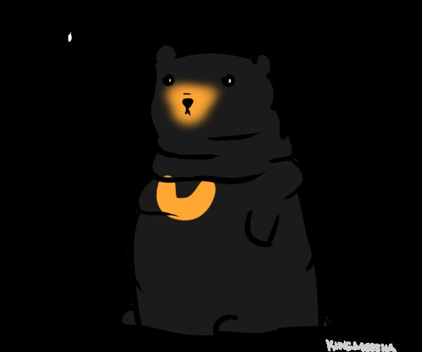 Sun Bear clipart Sun King by DeviantArt Meesha